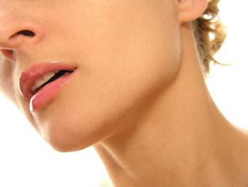 Mejillas, cara y cuello Lipolaser